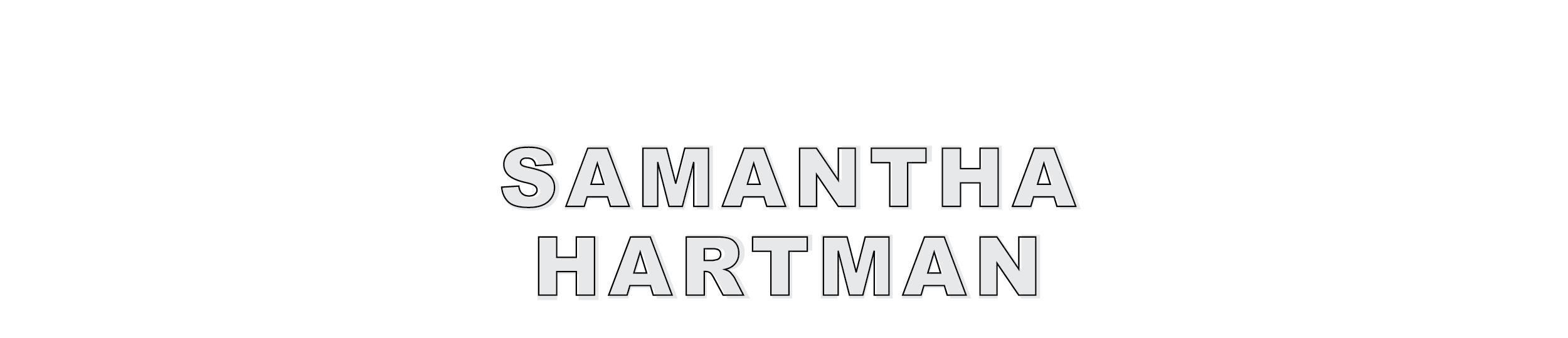 Samantha Hartman